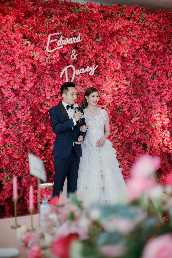 Intimate Wedding Luncheon of Edo & Deasy by Milieu Space - 001