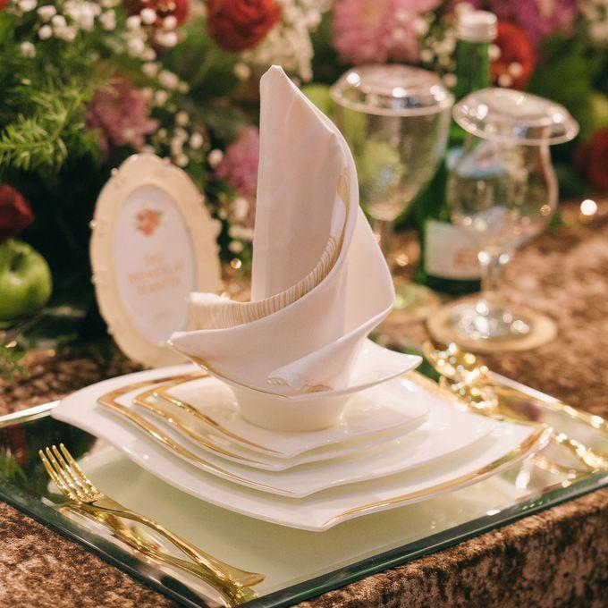 Wedding of Yanda & Arif by Minity Catering - 005