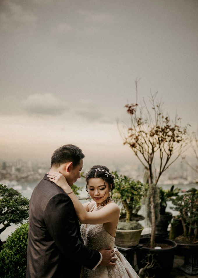 Wedding Day of  Albert & Connie by KIN Moments - 035