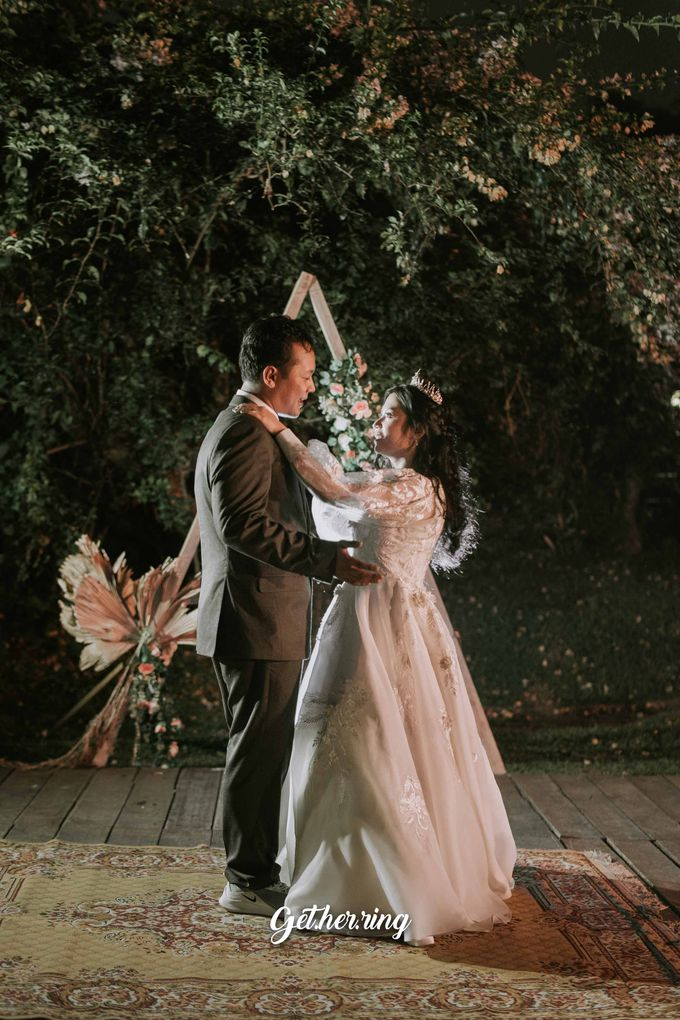 Mely & Hamzah Wedding by Get Her Ring - 008