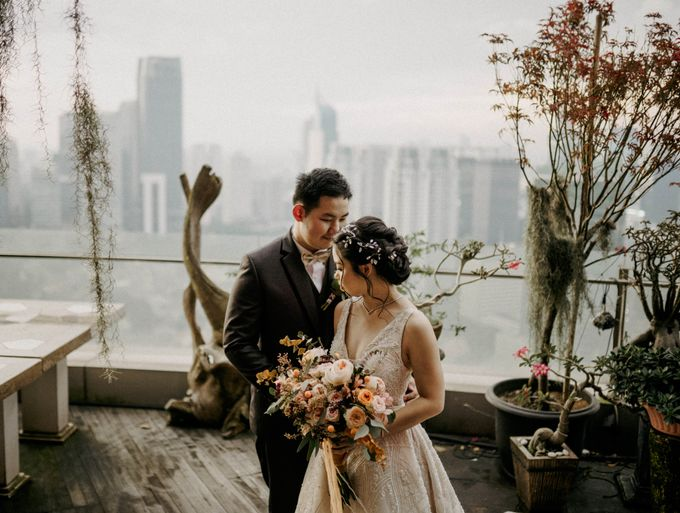 Wedding Day of  Albert & Connie by KIN Moments - 036