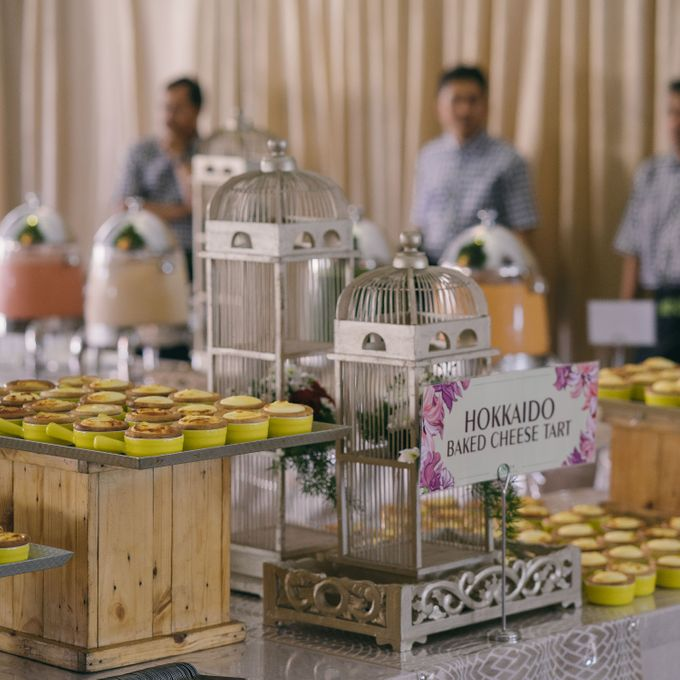 Wedding of Yanda & Arif by Minity Catering - 029