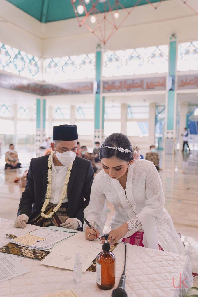 Akad Nikah Nesya & Indra by UK International Jakarta - 009