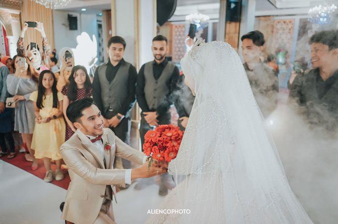 SMESCO NARESWARA WEDDING OF SAHFA & RIYAN by alienco photography - 025
