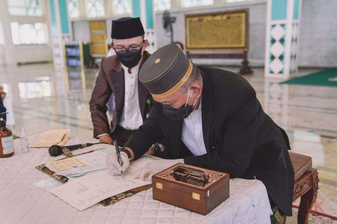 Akad Nikah Nesya & Indra by UK International Jakarta - 010
