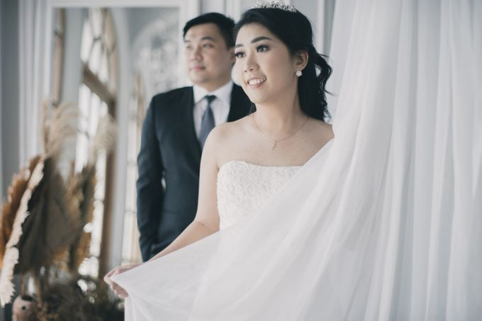 Prewedding Session by Elina Wang Bridal - 003