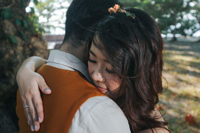 Simon & Ivana prewedding at pulau seribu by GoFotoVideo - 017