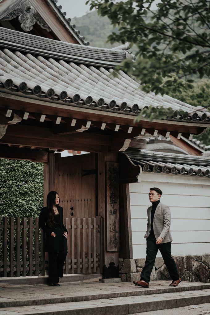 Japan Prewedding of Vincent & Jovia by Memoira Studio - 001