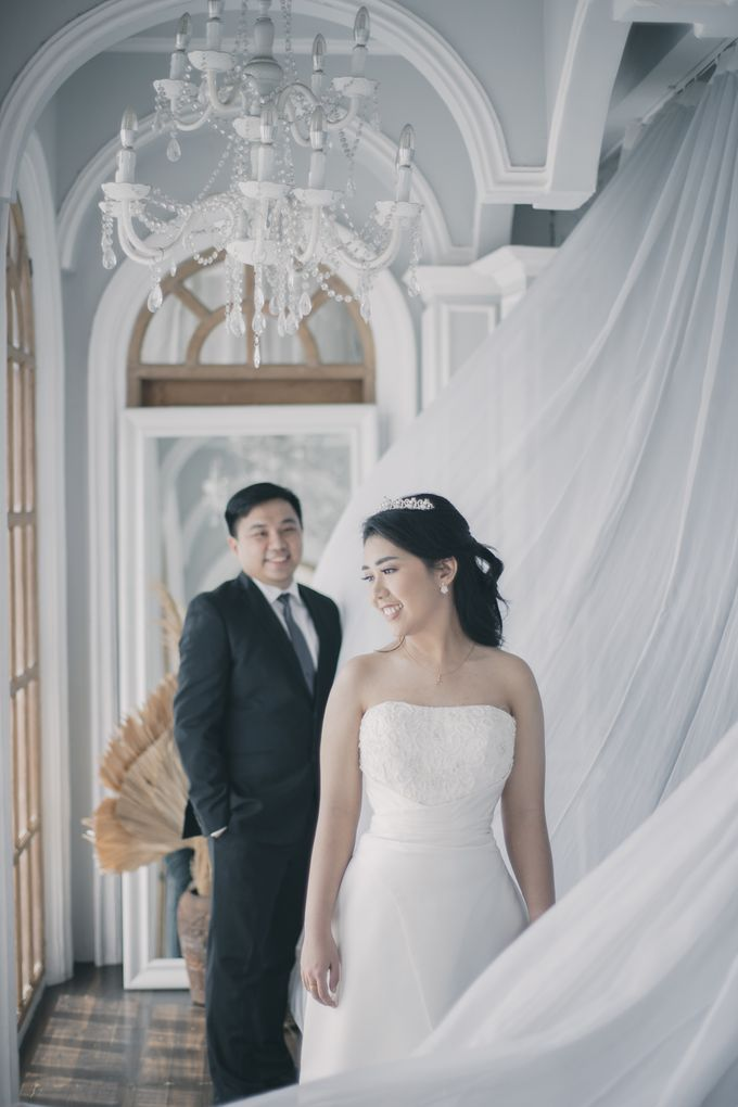 Prewedding Session by Elina Wang Bridal - 006