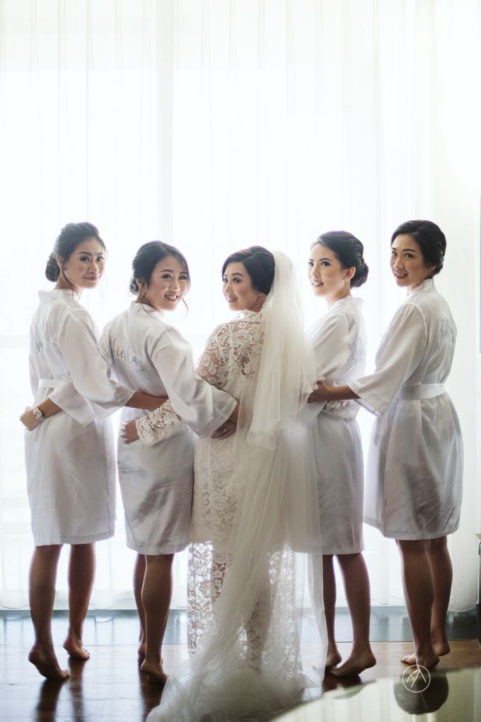 Stervan and Hannah Wedding at Sofitel Nusa Dua by Sofitel Bali Nusa Dua Beach Resort - 003