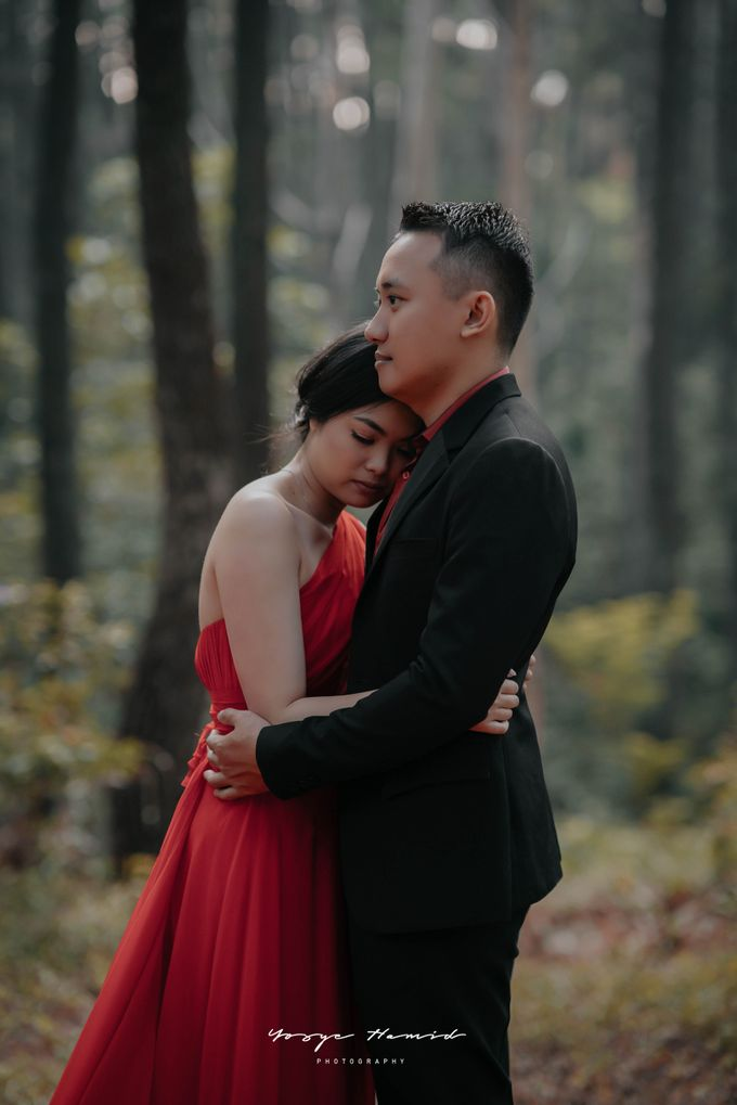 Pre-Wedding by Yosye Hamid Photography - 007