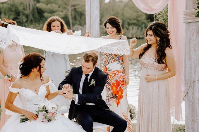 Swedish Destination Wedding in Antalya by Nava & LightCUBE Wedding - 027