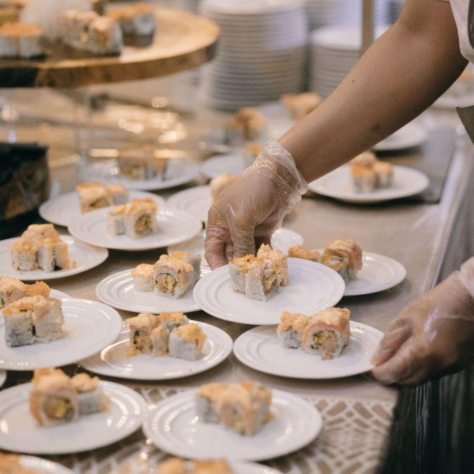 Wedding of Yanda & Arif by Minity Catering - 012