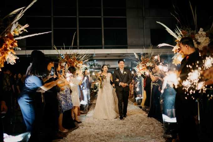 Wedding Day of  Albert & Connie by KIN Moments - 037