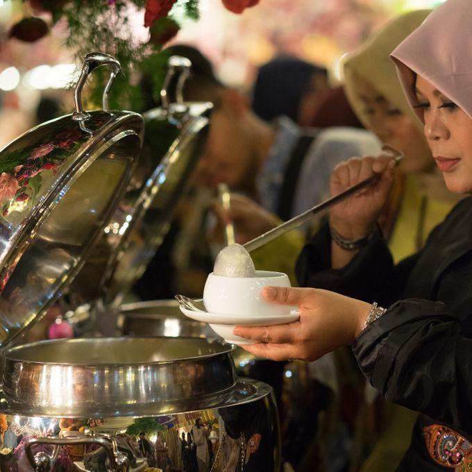 Wedding of Yanda & Arif by Minity Catering - 008