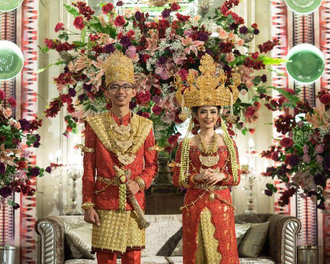 Wedding of Yanda & Arif by Minity Catering - 001