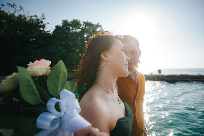 Simon & Ivana prewedding at pulau seribu by GoFotoVideo - 012