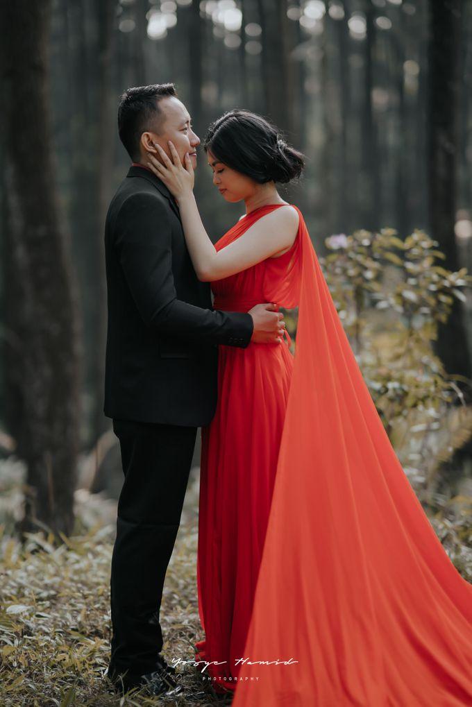 Pre-Wedding by Yosye Wedding Journal - 009