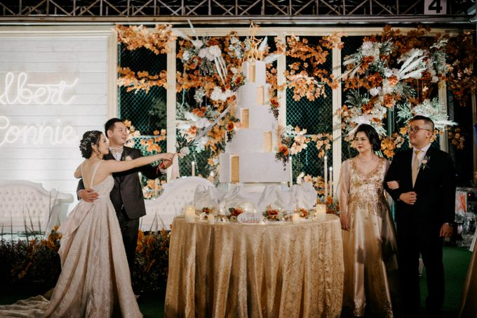 Wedding Day of  Albert & Connie by KIN Moments - 041