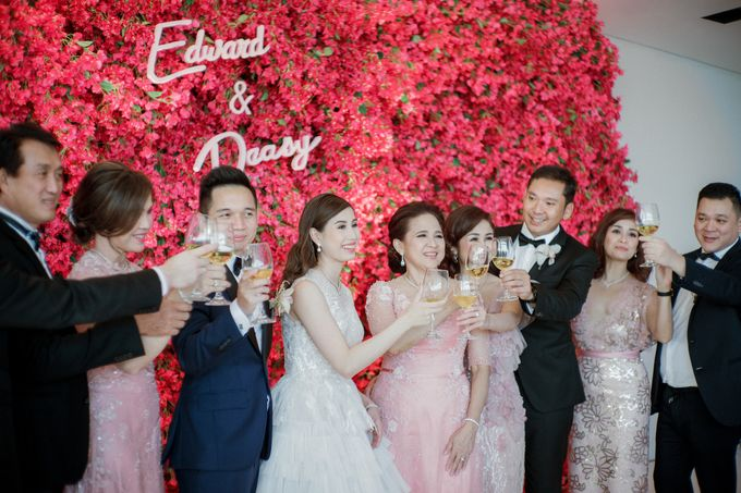 Intimate Wedding Luncheon of Edo & Deasy by Milieu Space - 006