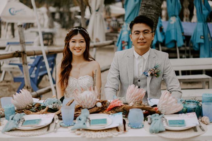 Beach Wedding Inspiration Style Shoot by Natalie Wong Photography - 001