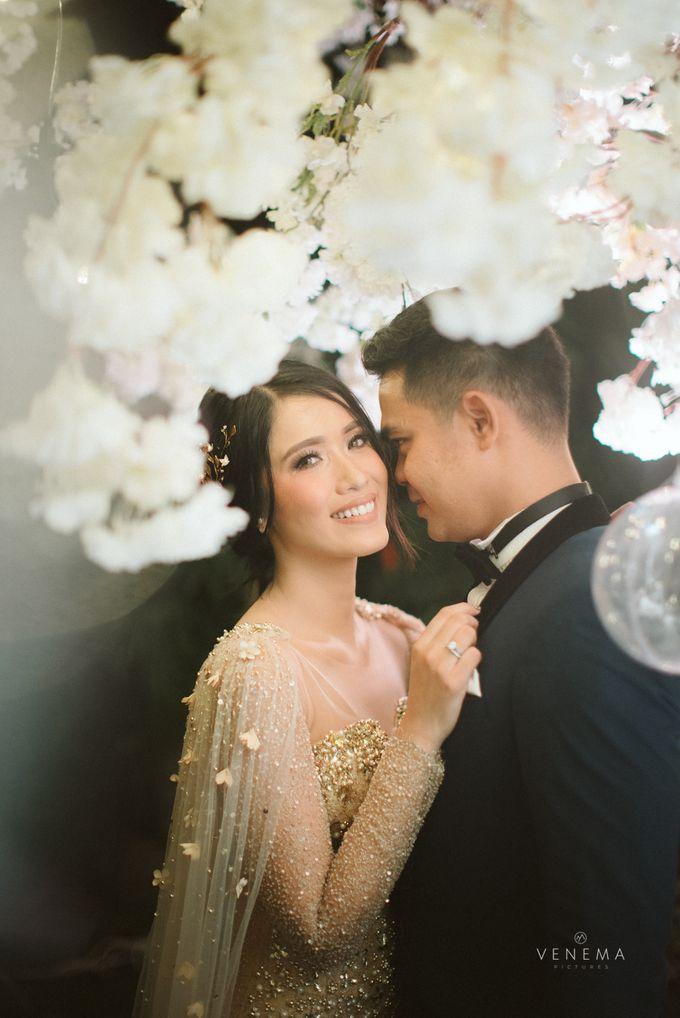 Ana & Adie Wedding by Akuwedding - 020