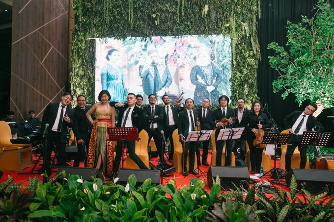 Wedding Atho & Shevira by Hanny N Co Orchestra - 005