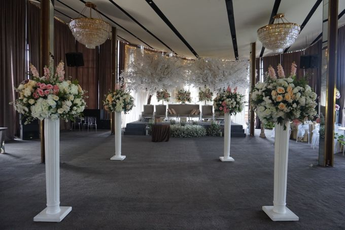 The Wedding of Natanael & Faviola by Chakra Venue - 003