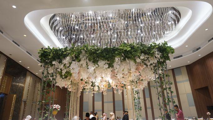 WEDDING OF DEWI & DIMAS by Grand Soll Marina Hotel - 007