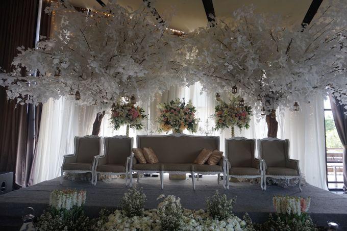 The Wedding of Natanael & Faviola by Chakra Venue - 002