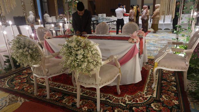 WEDDING OF DEWI & DIMAS by Grand Soll Marina Hotel - 008