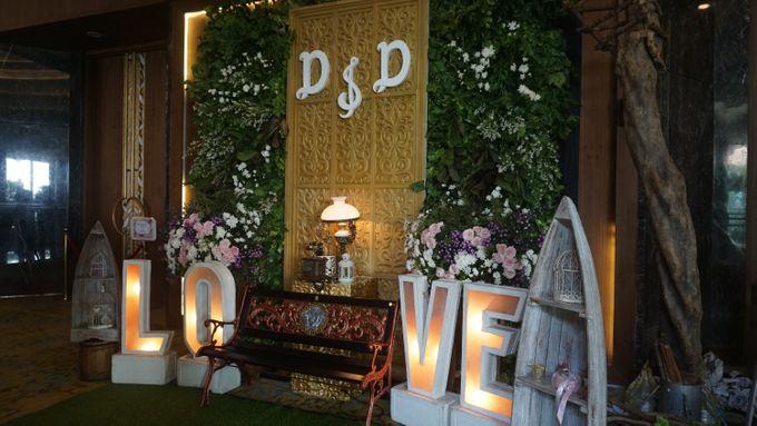 WEDDING OF DEWI & DIMAS by Grand Soll Marina Hotel - 009
