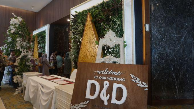 WEDDING OF DEWI & DIMAS by Grand Soll Marina Hotel - 010