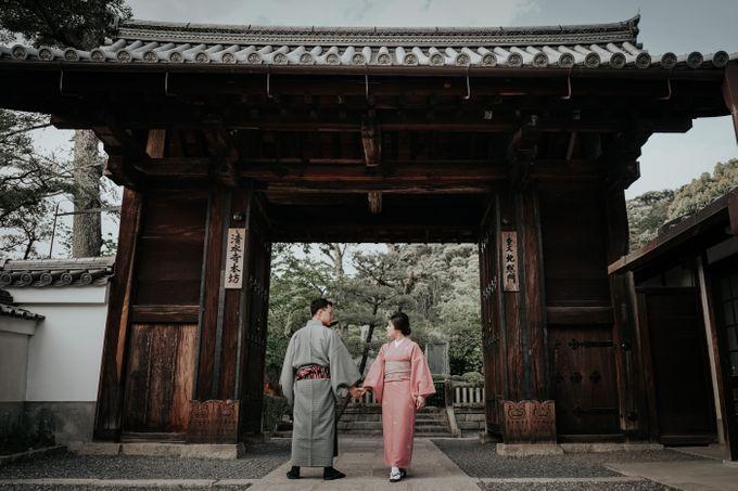Japan Prewedding of Vincent & Jovia by Memoira Studio - 007