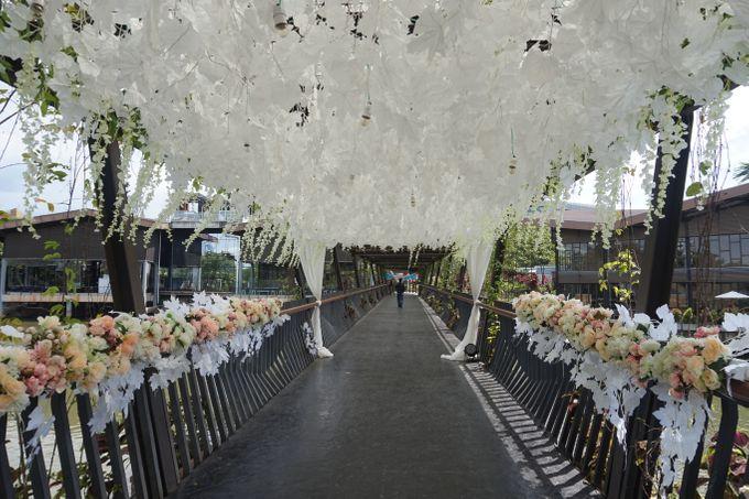 The Wedding of Natanael & Faviola by Chakra Venue - 001