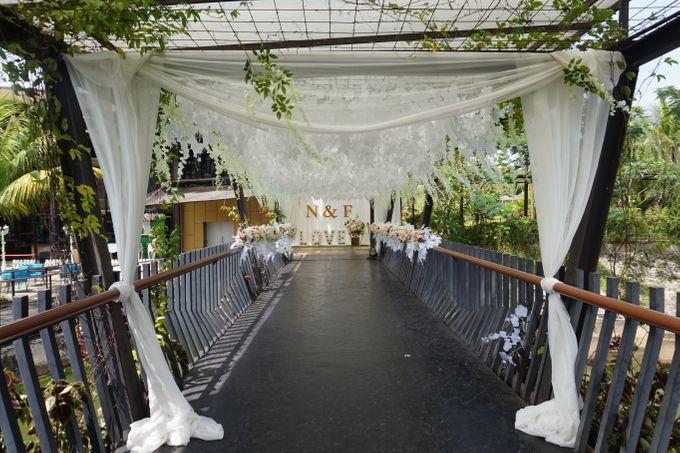 The Wedding of Natanael & Faviola by Chakra Venue - 004