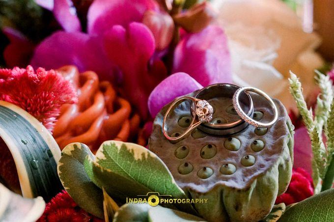 Dan & Hayley Wedding by Holiday Inn Resort Bali Benoa - 004