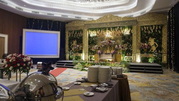 WEDDING OF DEWI & DIMAS by Grand Soll Marina Hotel - 001