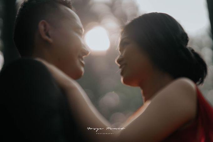 Pre-Wedding by Yosye Hamid Photography - 002