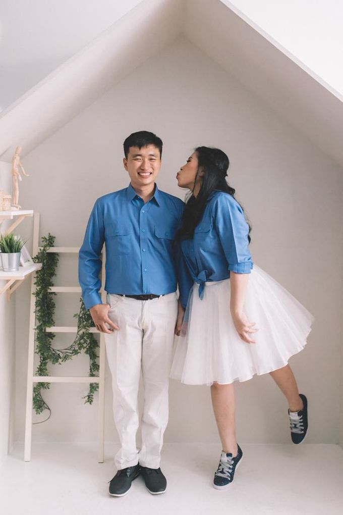 Prewedding Andre & Revi by Cheers Photography - 014