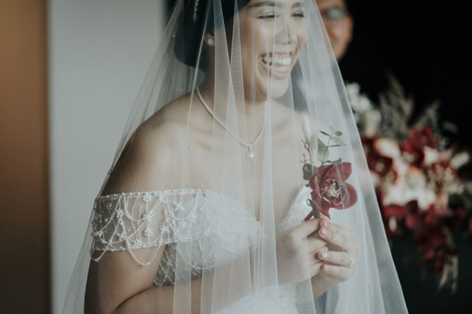 The Wedding of Hendy & Gracia by Memoira Studio - 032