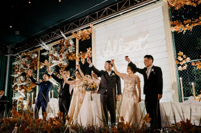 Wedding Day of  Albert & Connie by KIN Moments - 043