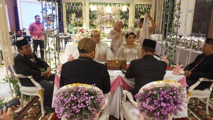 WEDDING OF DEWI & DIMAS by Grand Soll Marina Hotel - 002