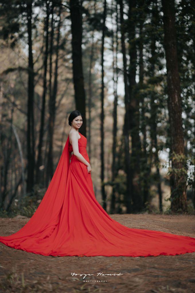 Pre-Wedding by Yosye Hamid Photography - 003