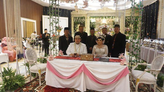 WEDDING OF DEWI & DIMAS by Grand Soll Marina Hotel - 003