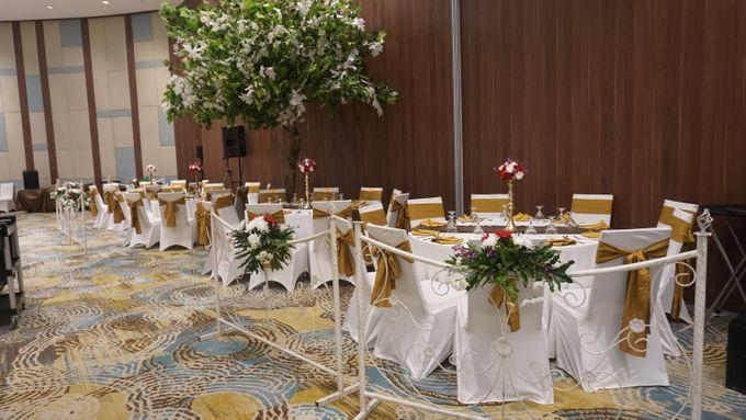 WEDDING OF DEWI & DIMAS by Grand Soll Marina Hotel - 004