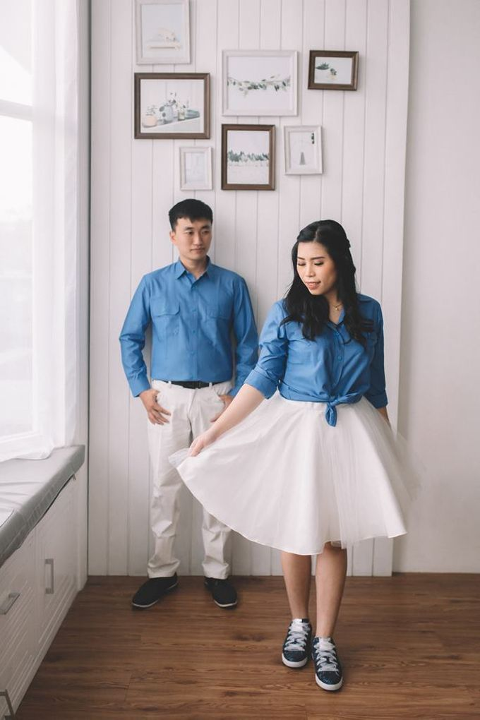 Prewedding Andre & Revi by Cheers Photography - 021