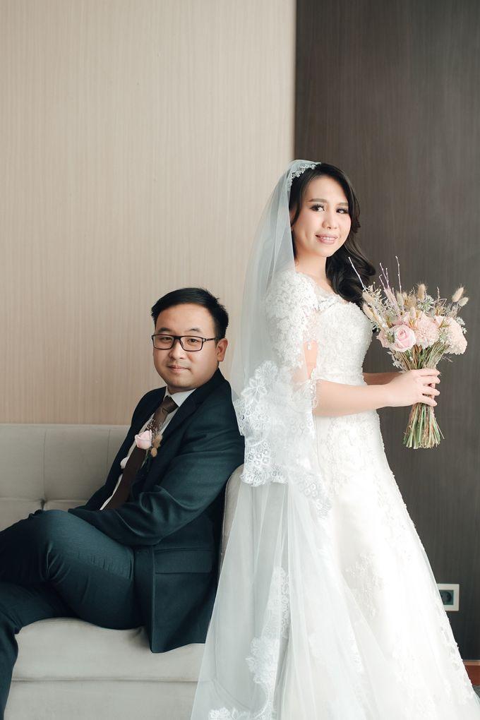 When I look at you, I can feel it. And I'm Home ❤ by Gorgeous Bridal Jakarta - 006