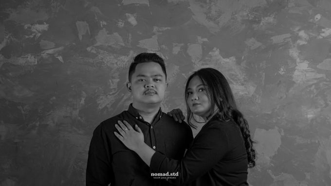 Prewedding Moment Vanesha & Rayhan by Nomad.std - 001