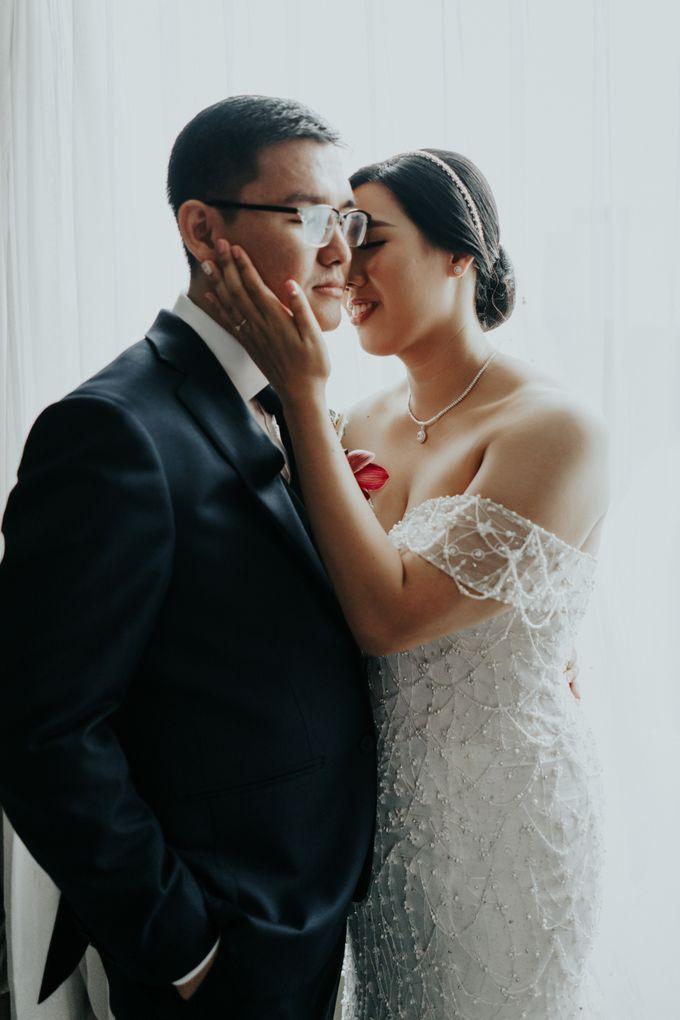The Wedding of Hendy & Gracia by Memoira Studio - 030